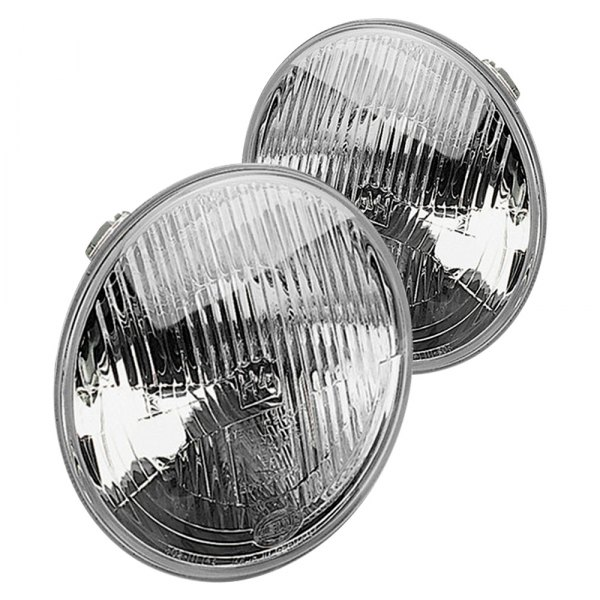"Hella® - 7"" Round Chrome Vision Plus OE Style Headlights"