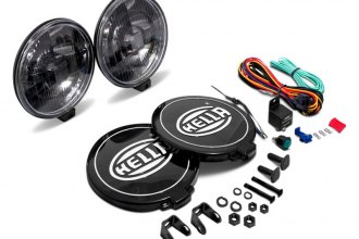 HELLA® - Rallye 500 Black Magic Off-Road Driving Lights Kit