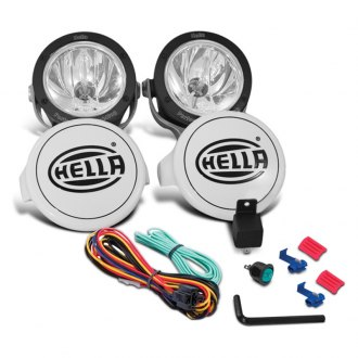 HELLA® - Rallye 4000X Halogen Driving Lights Kit