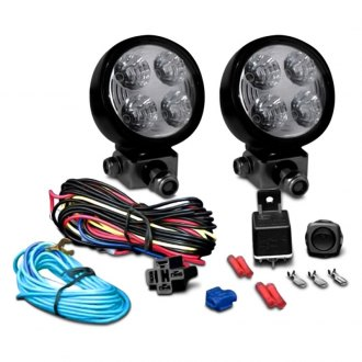 Hella® - Micro 70 LED Off-Road Lights Kit