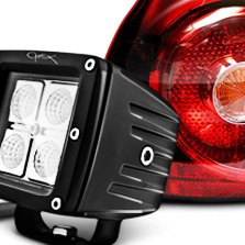 Hella® - Factory Replacement Tail Lights