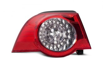 HELLA® 009246121 - Passenger Side Replacement Tail Light