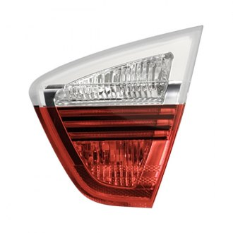 Hella® - Black Factory Replacement Tail Lights
