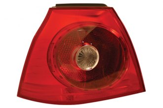 HELLA® 010174011 - Driver Side Replacement Tail Light