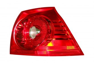 HELLA® 010174021 - Passenger Side Replacement Tail Light