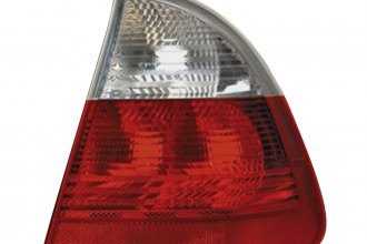 HELLA® 354360011 - Driver Side Replacement Tail Light