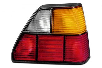 HELLA® 960473021 - Passenger Side Replacement Tail Light