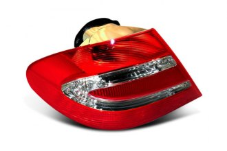 HELLA® H24326011 - Driver Side Replacement Tail Light