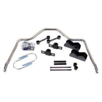 Hellwig® - Rear Sway Bar with Pocket