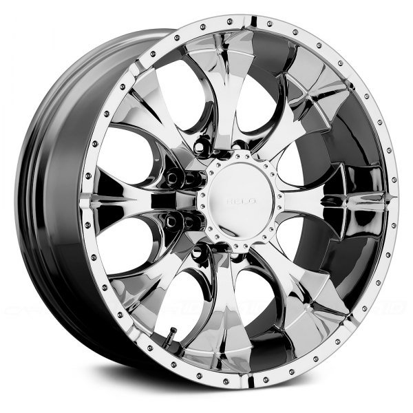 HELO® - HE791 8 SPOKES Chrome