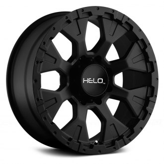 HELO® - HE878 Satin Black