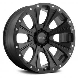 HELO® - HE901 Satin Black