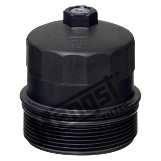 Hengst® - Cover Cap for Oil Filter Housing