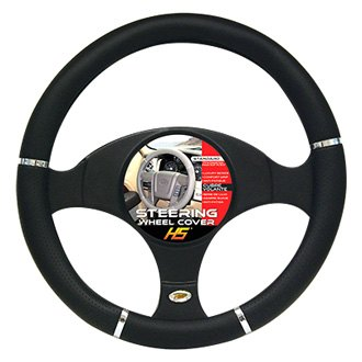 Herrero & Sons® - Luxury Series Comfort Grip Steering Wheel Cover