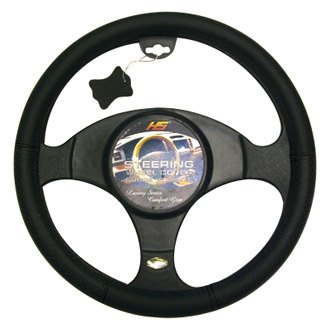 Herrero & Sons® - Leather Steering Wheel Cover