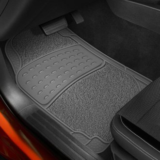 Herrero & Sons® - Luxor™ Rubber/Carpet Floor Mat Set