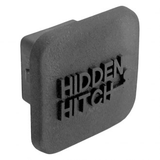 Hidden Hitch® - Hitch Cover with Hidden Hitch Logo