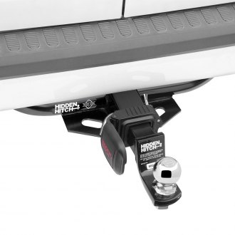 "Hidden Hitch® - QSP™ Hitch Silencing System for 2"" Receivers"