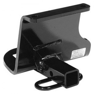 "Hidden Hitch 60849 - Class 1 Trailer Hitch with 1-1/4"" Receiver Opening (W/O Drawbar, 2000/200 Weight Capacity)"