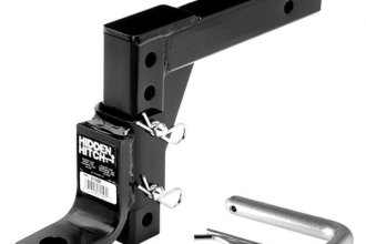Hidden Hitch® - Adjustable Ball Mount