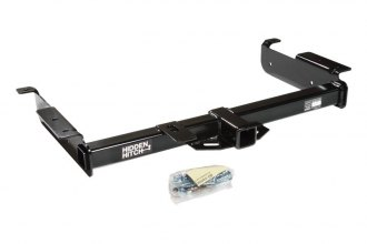 "Hidden Hitch® - Class 3 / 4 Trailer Hitch with 2"" Receiver Opening (6000/600 Weight Capacity, 10000/1000 Weight Capacity with use of Weight Distribution System)"