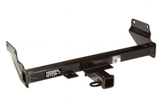 "Hidden Hitch® 87595 - Class 3 / 4 Trailer Hitch with 2"" Receiver Opening (500/5000 Weight Capacity, 750/7500 with Weight Distributing)"