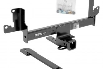 "Hidden Hitch® 87630 - Class 3 / 4 Trailer Hitch with 2"" Receiver Opening (400/3500 Weight Capacity 400/4000 with Weight Distributing)"