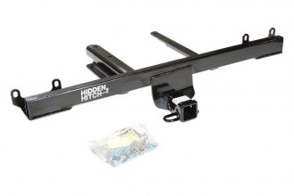 "Hidden Hitch® 87755 - Class 3 / 4 Rear Trailer Hitch with 2"" Receiver Opening (350/3500 Weight Capacity, 400/4000 with Weight Distributing)"