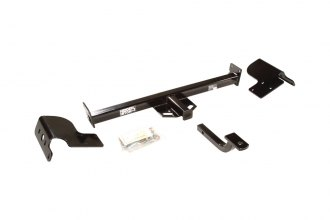Hidden Hitch® - Rear Trailer Hitch with Receiver Opening
