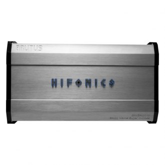 Hifonics® - Brutus Series Class D Mono 2400W Amplifier
