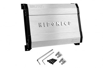 Hifonics® - Brutus Series Class AB 4-Channel 320W Amplifier