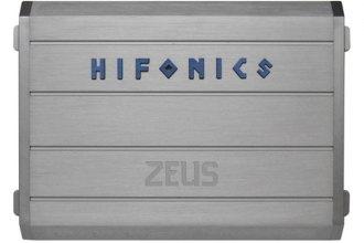 Hifonics® - Zeus Series Class AB 4-Channel 1000W Amplifier
