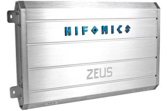 Hifonics® - Zeus Series Class AB 4-Channel 600W Amplifier