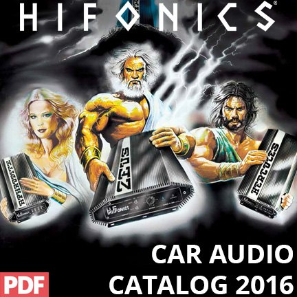 2016 Car Audio Catalog (4.7MB)