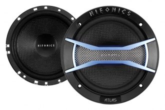 "Hifonics® - 6-1/2"" Atlas Series 190W Component Speakers"
