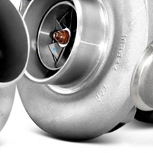 High Tech Turbo® - Silver Turbocharger