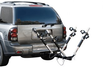 Highland® - SportWing™ Aluminum Bike Carrier for 4 Bikes