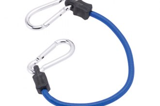 "Highland® - Carabiner Bungee Cord (18"" Blue)"