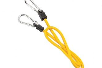 "Highland® - Carabiner Bungee Cord (40"" Yellow)"