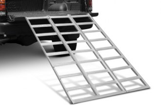 Highland® - Single Tri-Fold Aluminum Ramp