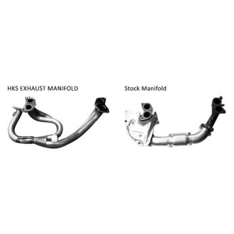 HKS® - 304 SS Turbo Exhaust Manifold