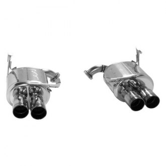 HKS® - Legamax Premium Series™ 304 SS Exhaust System with Quad Rear Exit