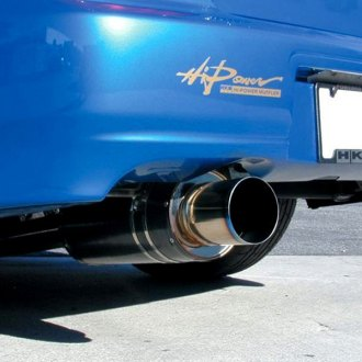 HKS® - Carbon-Ti Series™ 304 SS Cat-Back Exhaust System