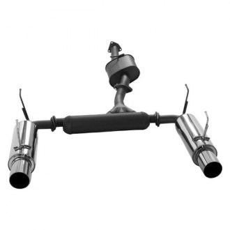 HKS® - Hi-Power Series 409 SS Dual Cat-Back Exhaust System