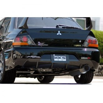 HKS® - Hi-Power Spec-R Series 304 SS Axle-Back Exhaust System