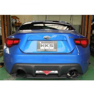 HKS® - Hi-Power Series 409 SS Cat-Back Exhaust System