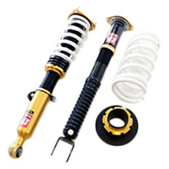 "HKS® - 0""-4.1"" x 1.1""-3.2"" Hipermax Max IV GT Front and Rear Lowering Coilover Kit"