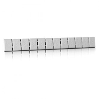 Hofmann® - 380 Type Zinc Adhesive Weights Strip (White)
