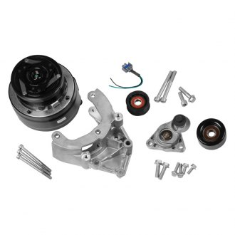 Holley® - LS A/C Accessory Drive Kit