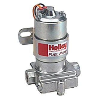 Holley® - Electric Fuel Pump Street/Strip Carbureted Applications